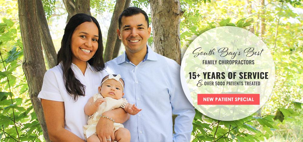 Chiropractor Redondo Beach CA Ivan Sanchez Family